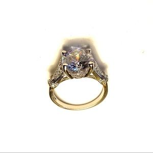 🌟WOW🌟ENGAGEMENT RING VTG STYLE